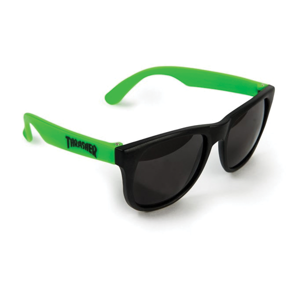 Thrasher Sunglasses - Green