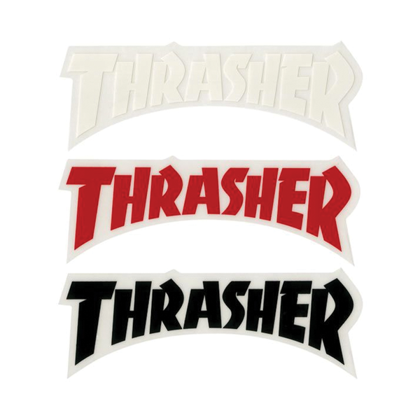 Thrasher Logo Stickers
