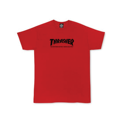 Thrasher Toddler Tee - Red