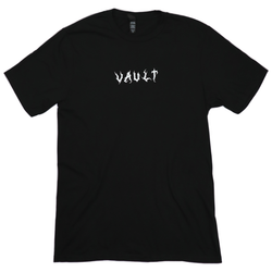 Vault Wretched Shop Tee - Black