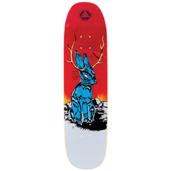 Welcome Jackalope on Son of Moontrimmer - 8.25""