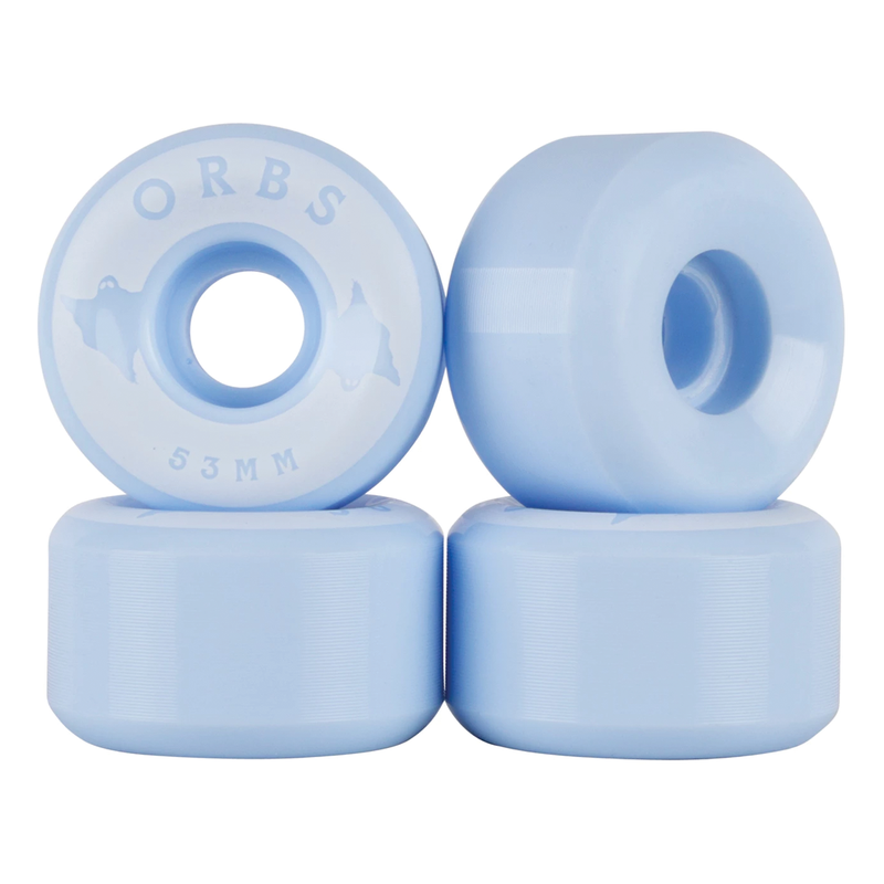Welcome Orbs Specters - Powder Blue - 53mm