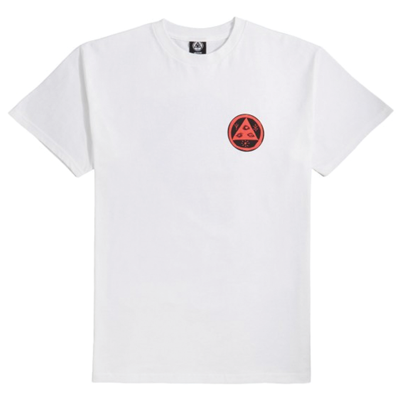 Welcome Taz Tee - White
