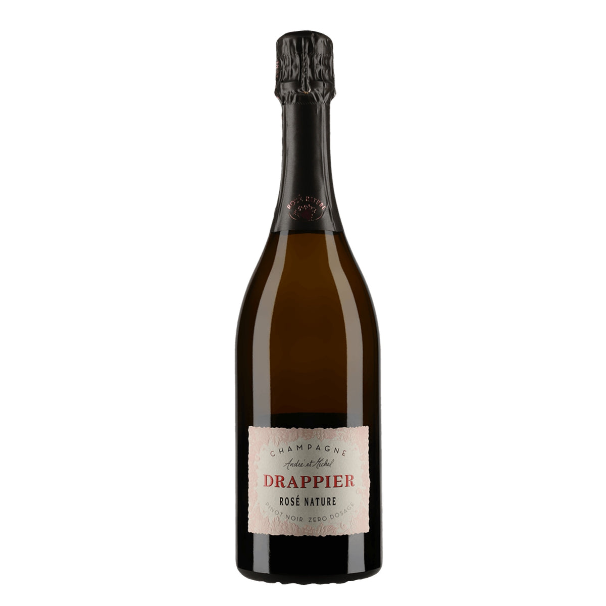 DRAPPIER Champagne Rose Nature NV