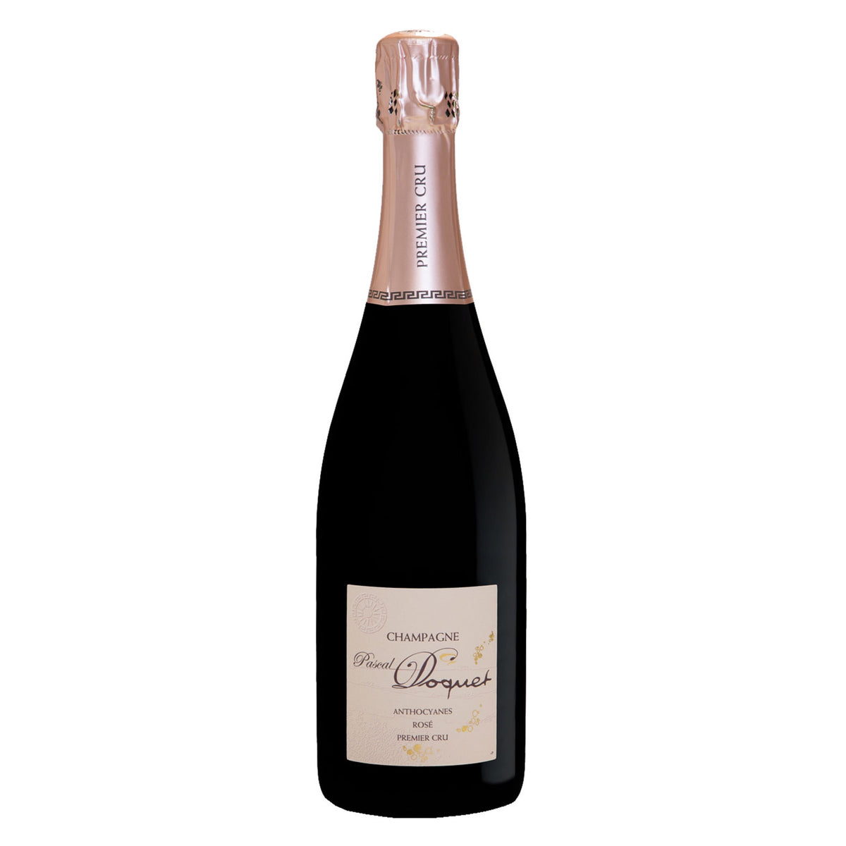 "PASCAL DOQUET Champagne 1er Cru ""Anthocyanes"" Rose NV"