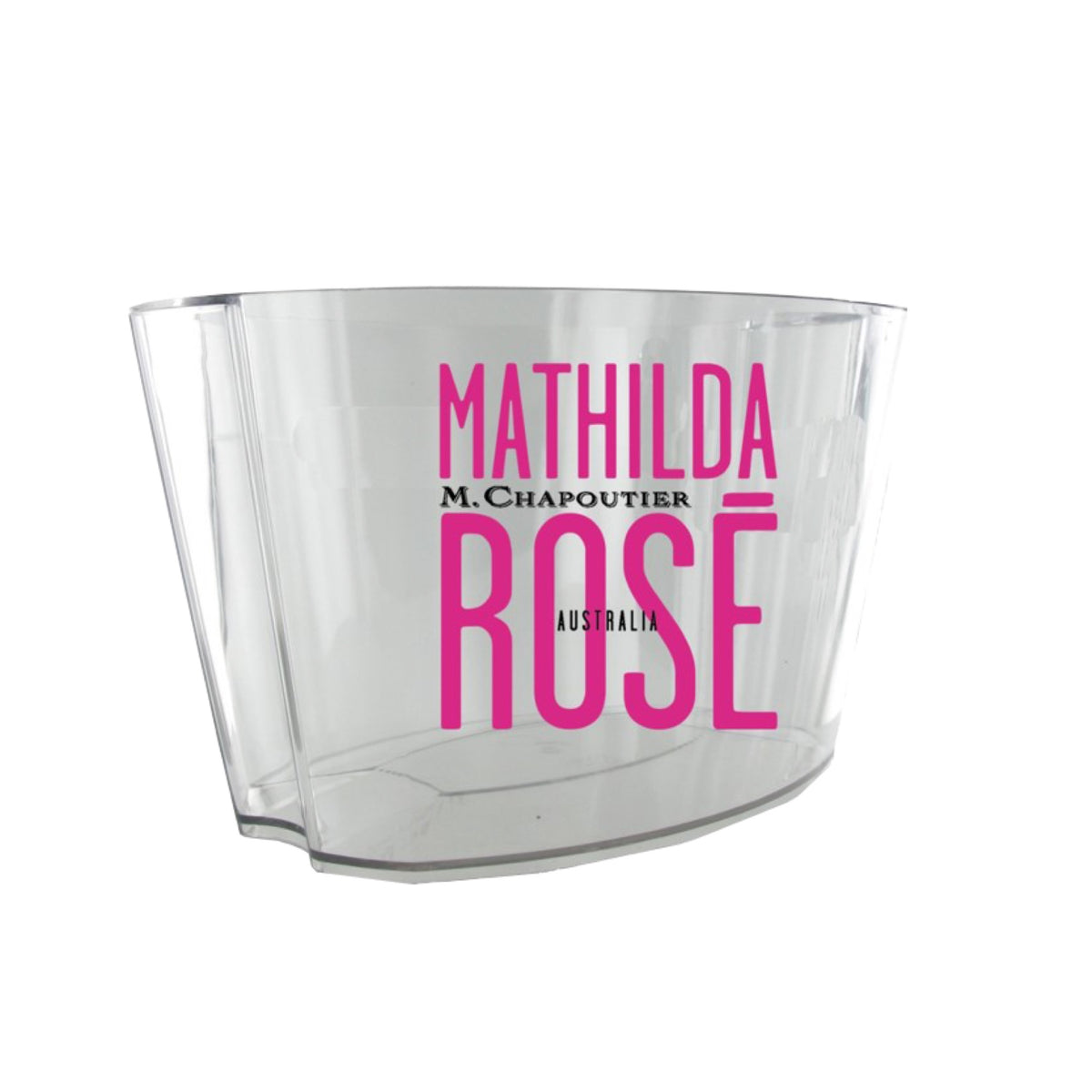 "M. CHAPOUTIER - Ice bucket ""Mathilda Rose"""