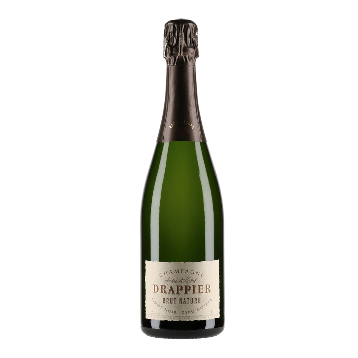 DRAPPIER Champagne Brut Nature Zero Dosage NV