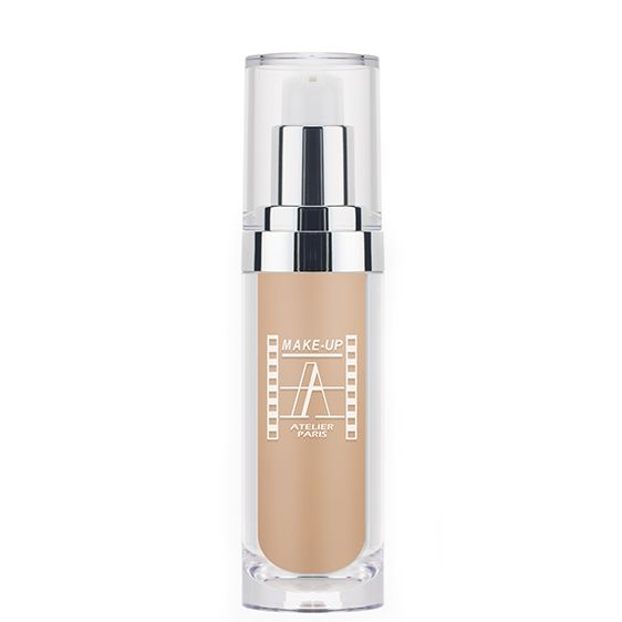 Fluid foundation - Natural Apricot 3A
