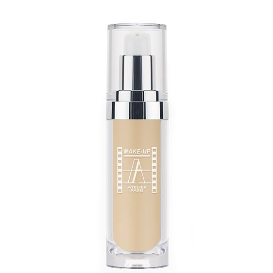 Fluid foundation - Clear Nude 2Y