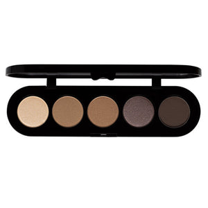 Make-Up Atelier Palette eye shadow Smokey Brown