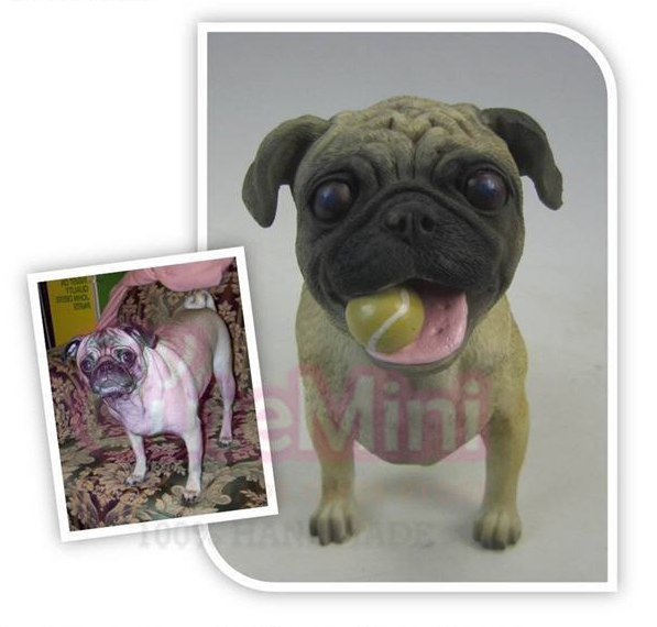 Pet Figurines - MyCuteMini Gifts Store