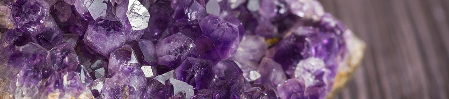 Amethyst Natural Stone
