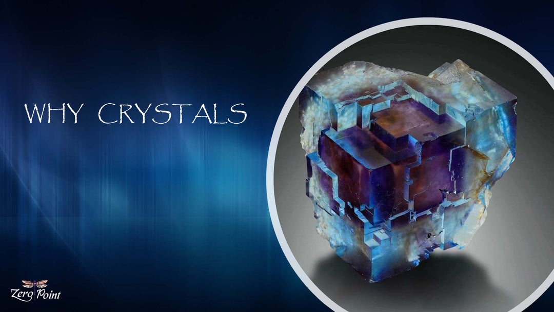 Zero Point explains how to use crystals