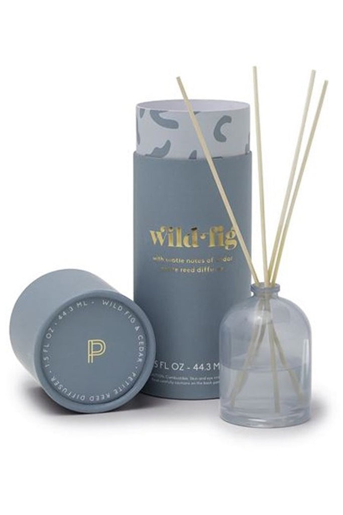 Petite Reed Diffuser - Wild Fig - Zero Point Crystals