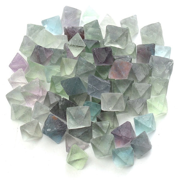 Fluorite Octahedron - Zero Point Crystals