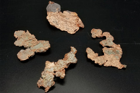 Copper (Float) - Zero Point Crystals