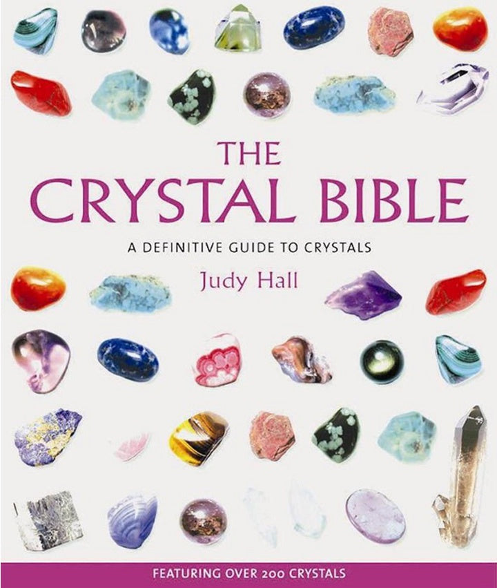 The Crystal Bible - Zero Point Crystals