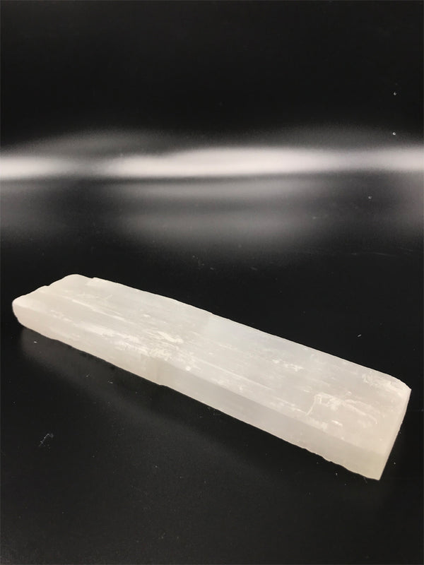 Selenite Bar - Zero Point Crystals