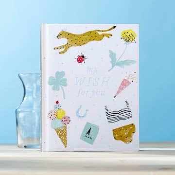 My Wish For You Gift Book - Zero Point Crystals