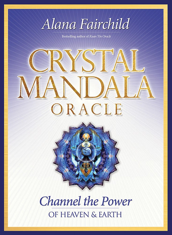 Crystal Mandala Oracle Cards - Zero Point Crystals