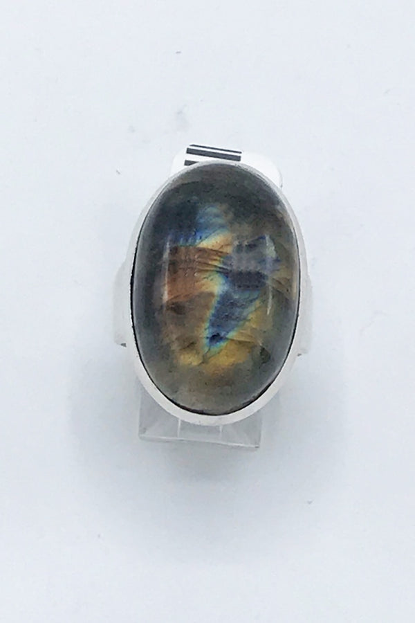 Labradorite Ring - Zero Point Crystals