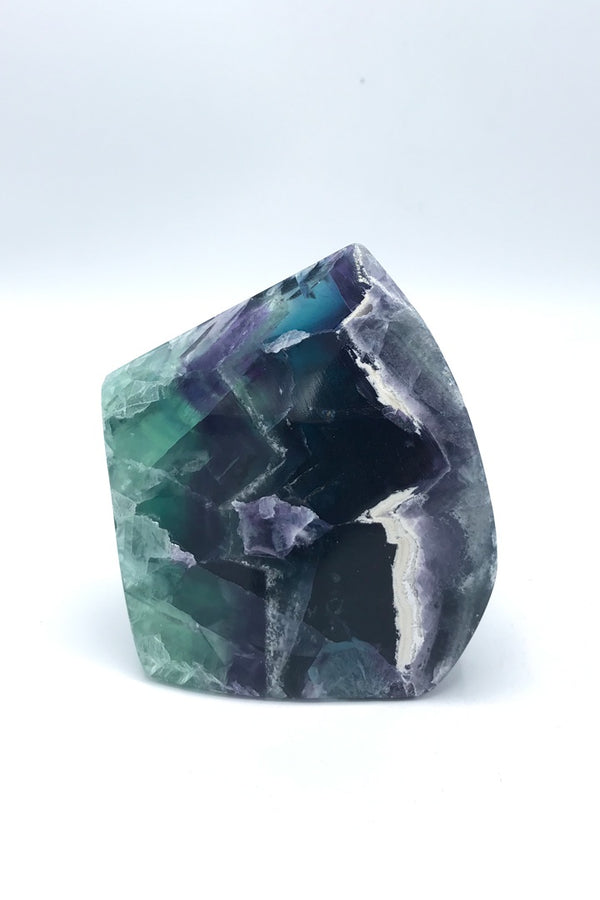 6109 Fluorite Freeform (Polished) - Zero Point Crystals