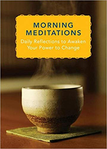Morning Meditations: Daily Reflections to Awaken Your Power to Change - Zero Point Crystals