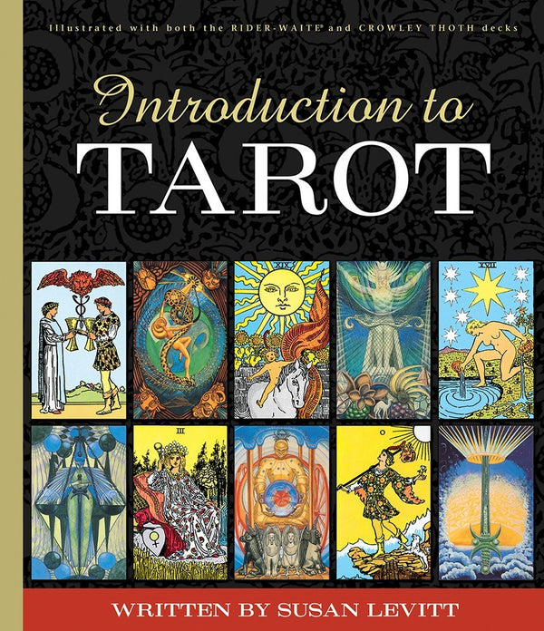 Introduction to Tarot Book - Zero Point Crystals