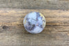 Violet Dendritic Agate Sphere - Zero Point Crystals