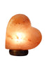 Himalayan Salt Lamp (Carved) - Zero Point Crystals