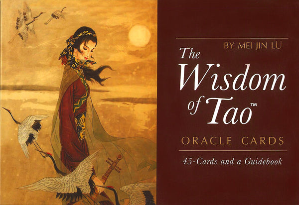 The Wisdom of the Tao Oracle Cards - Zero Point Crystals