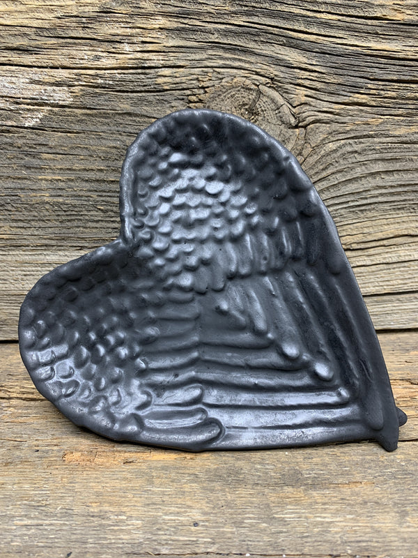 Shungite Angel Wings - Zero Point Crystals