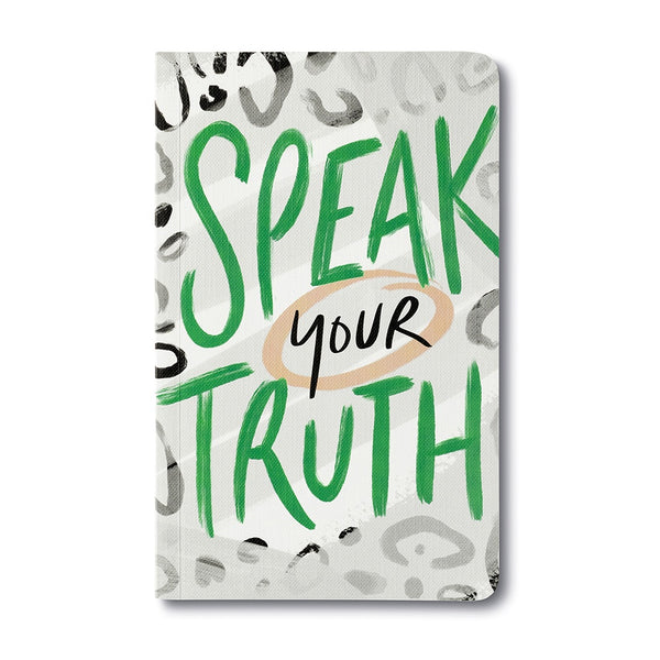 Speak Your Truth Journal - Zero Point Crystals