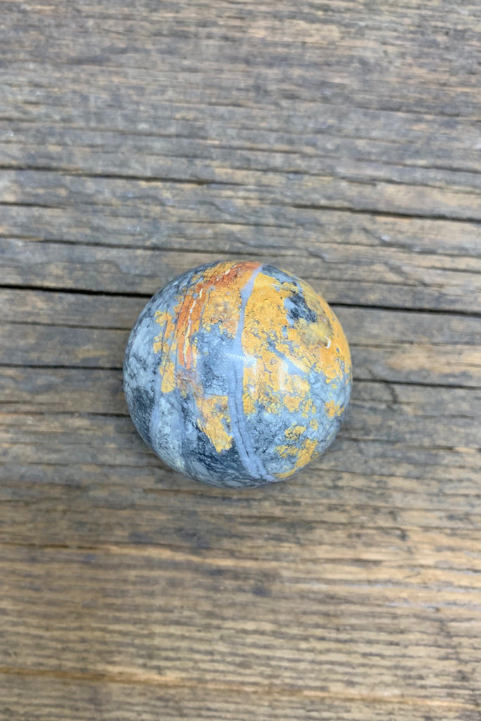 Maligano Jasper Sphere - Zero Point Crystals