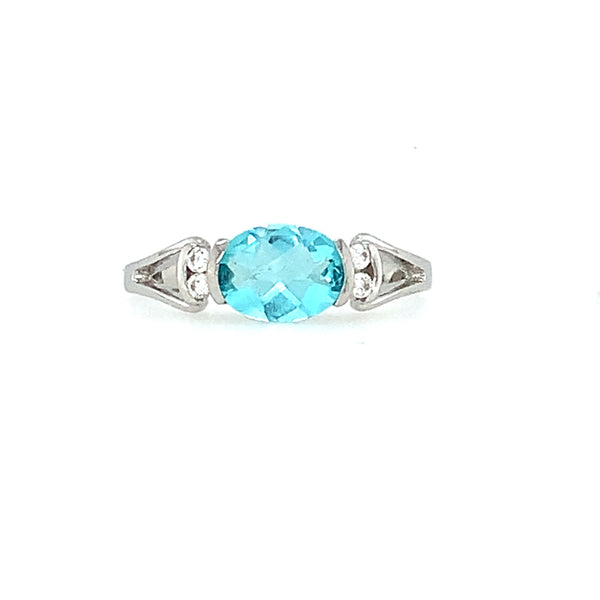 Helenite Ring 1221