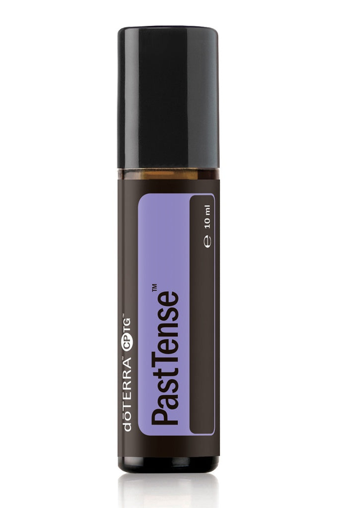 Past Tense Essential Oil Blend Touch (Roll-On) - Zero Point Crystals