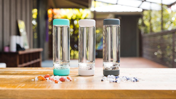 inu DIY Water Bottle - Zero Point Crystals