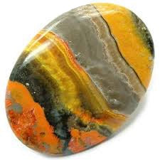 Bumblebee Jasper - Pillow - Zero Point Crystals