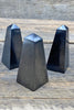 Shungite Obelisk - Zero Point Crystals