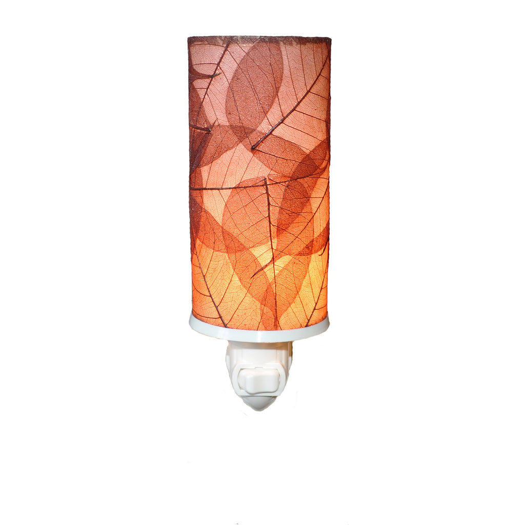 Cylinder Nightlight - Zero Point Crystals