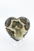 Septarian Carved Heart - Zero Point Crystals