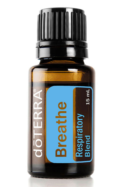 Breathe Essential Oil Blend - Zero Point Crystals