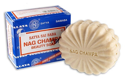Nag Champa Soap - Zero Point Crystals