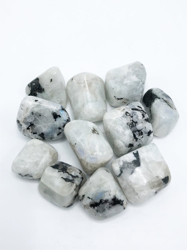 Moonstone (Tumbled) - Zero Point Crystals