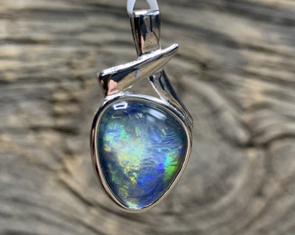 Opal (Idaho) Freeform Pendants - Zero Point Crystals