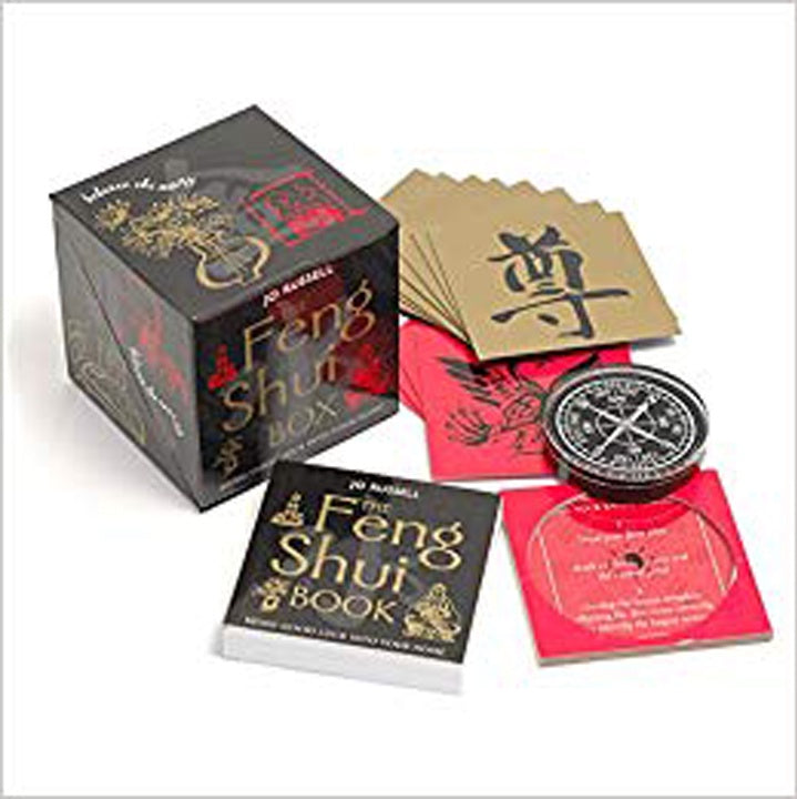 Feng Shui Box - Zero Point Crystals