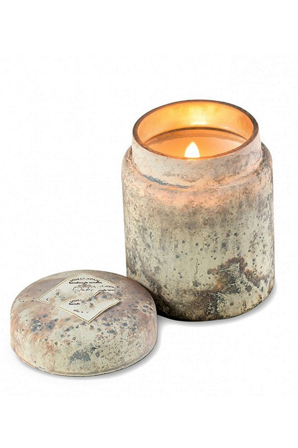 Mountain Fire Pot Candle - Zero Point Crystals