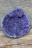 "Amethyst Freeform Geode 4.5"" - Zero Point Crystals"