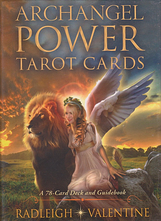 Archangel Power Tarot Cards - Zero Point Crystals