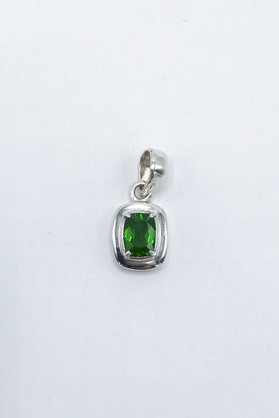 Diopside Pendant - Zero Point Crystals